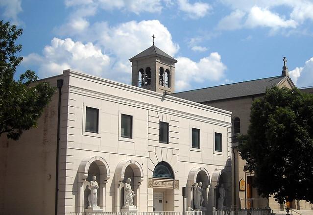 Holy rosary church casa italiana flickr photo sharing for Casa italiana