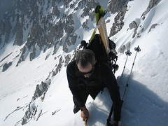 adventure, individual sports, winter, sports, recreation, snow, outdoor recreation, mountaineering, ski touring, extreme sport, ski mountaineering, ice climbing, climbing, telemark skiing,