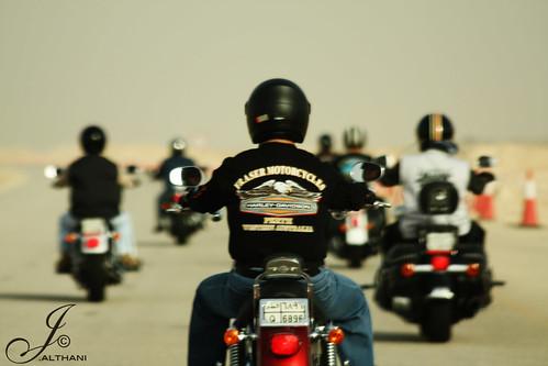 Harley Davidson Riders - Qatar