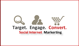 Social Internet Marketing to Target Engage and Convert