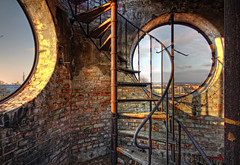 ...im Turm