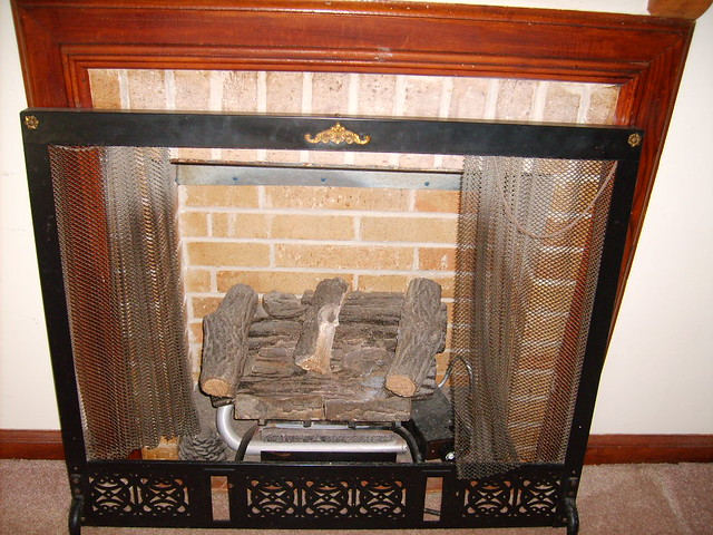 fireplace in living room gas starter flickr photo