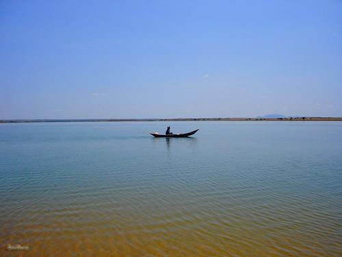 Travessia de um pescador 4