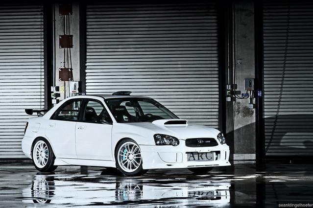 Damon McCarthy's Subaru WRX STI