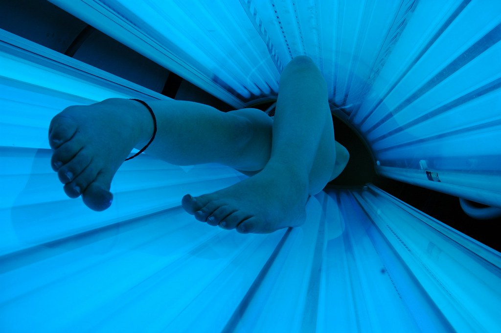 Is Your Tanning Salon Putting You In Danger?