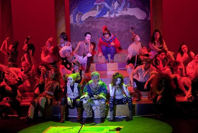 Eagan High School Theater Presents Pippin | Eagan High Schoo