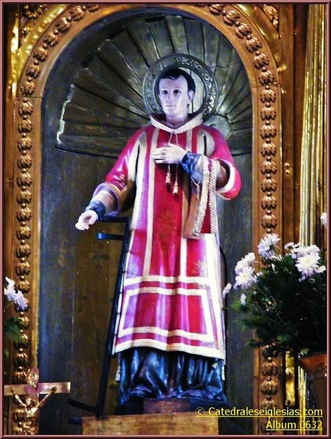 Parroquia de San Lorenzo Diácono y Mártir (Cuauhtémoc) Ciudad de México