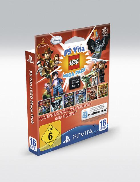 16GB LEGO Mega Pack