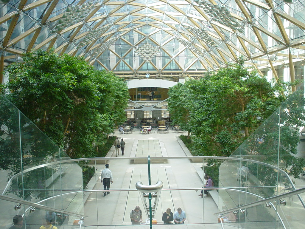Portcullis House during Open House