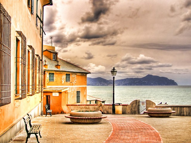 Boccadasse (Genoa - Italy)