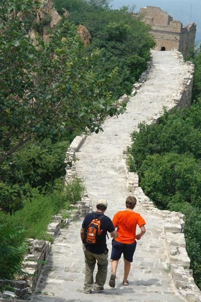 Mis compañeros de viaje por la muralla Simatai, en las alturas de la Gran Muralla China - 2508725032 8a4ddefc44 o - Simatai, en las alturas de la Gran Muralla China
