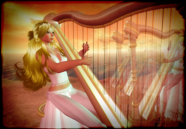 celtic harp....when a music is my soul