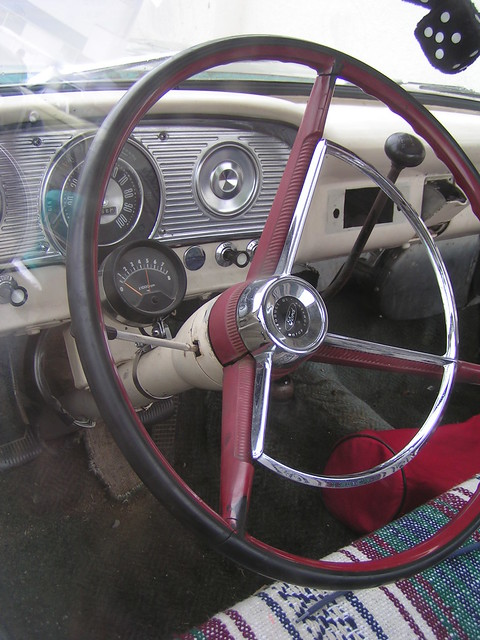 1963 Ford F100 Custom Cab Interior Flickr Photo Sharing