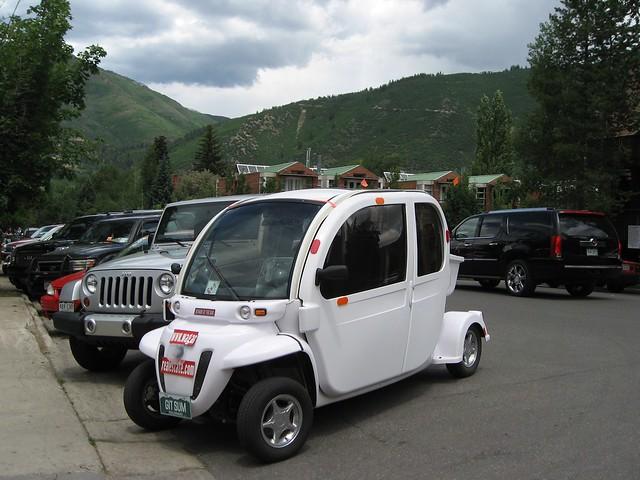 Chrysler Gem Electric Car For Sale