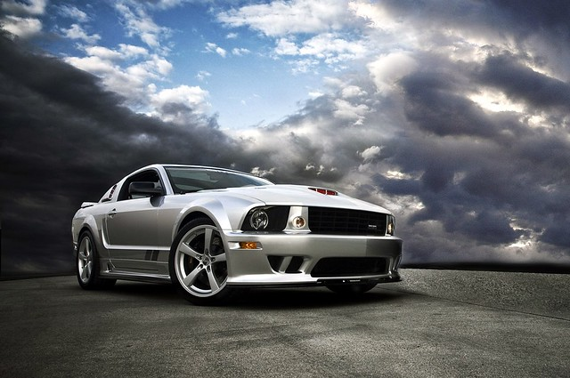 2008 ford mustang saleen with 720hp flickr photo sharing. Black Bedroom Furniture Sets. Home Design Ideas