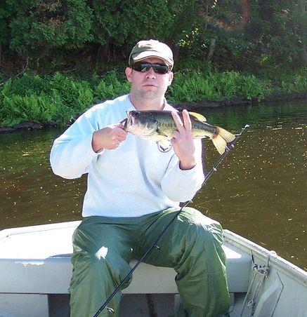 Fishing time my first bass fishing bass fishing for Bass fishing times