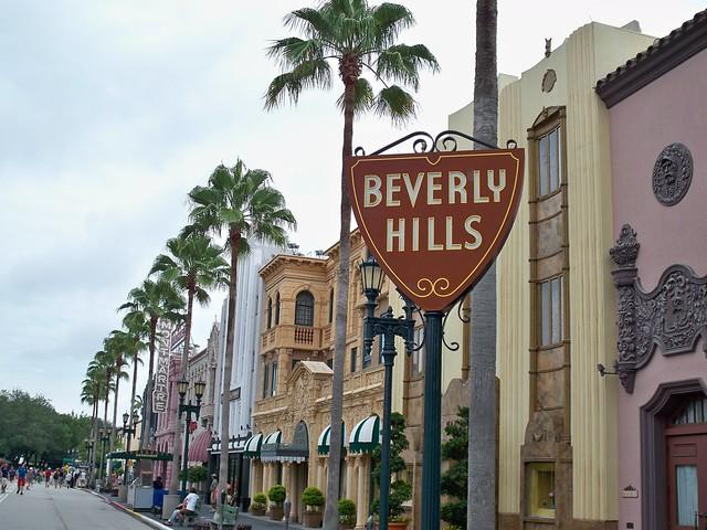 Beverly Hills, Universal Studios Florida   Flickr - Photo Sharing! Beverlyhills