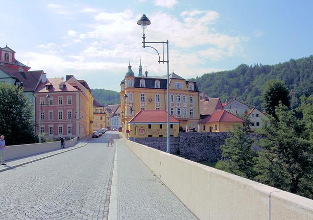 Loket, Czech Republic.