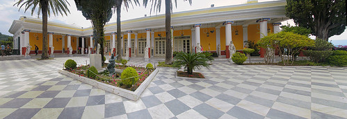 Korfu Achillion Sissi Palace - Greece