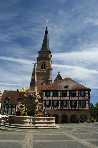 Schwabach Marktplatz | Flickr - Photo Sharing!