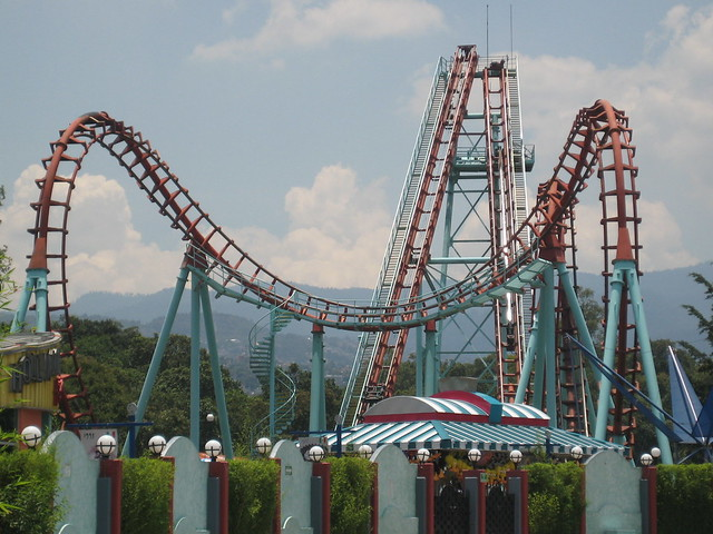 Boomerang - Six Flags Mexico