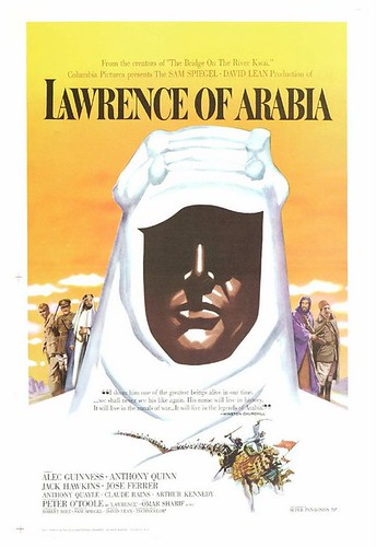 lawrence_of_arabia by studiokiekje