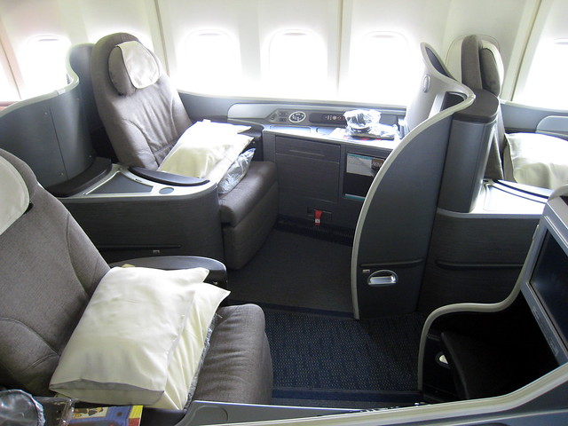 United's new First Class Suite