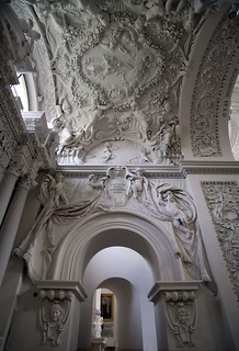 Baroque interior