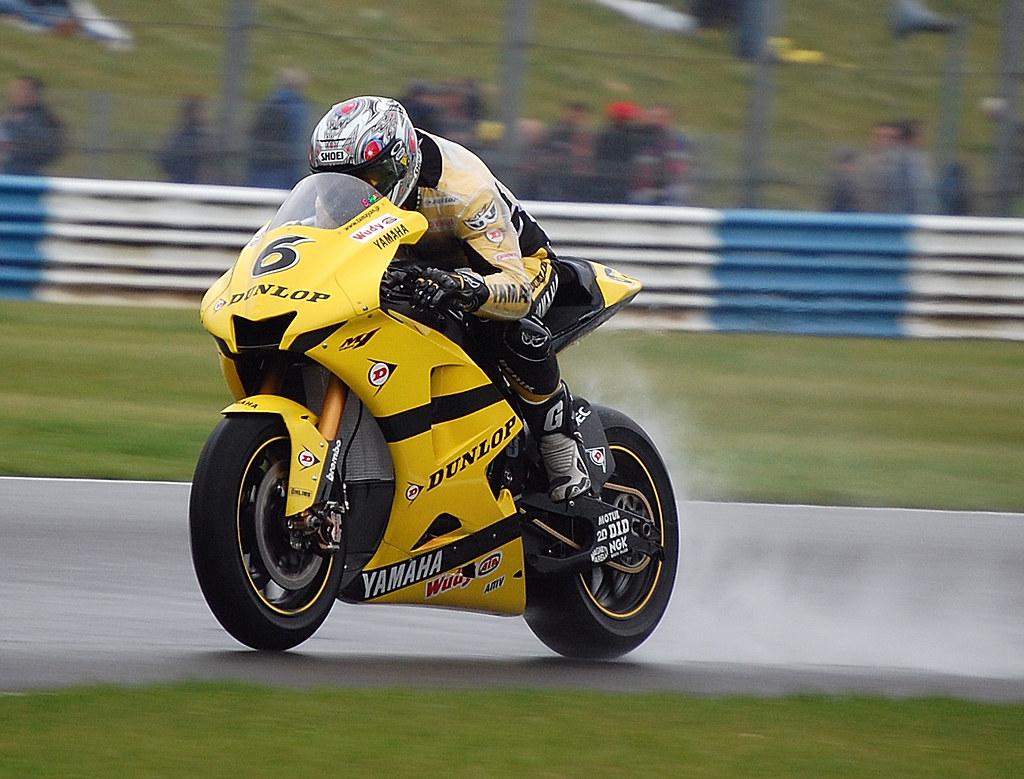 Moto GP-Donington Park 2007-Dunlop Yamaha Tech 3-Makoto Tamada