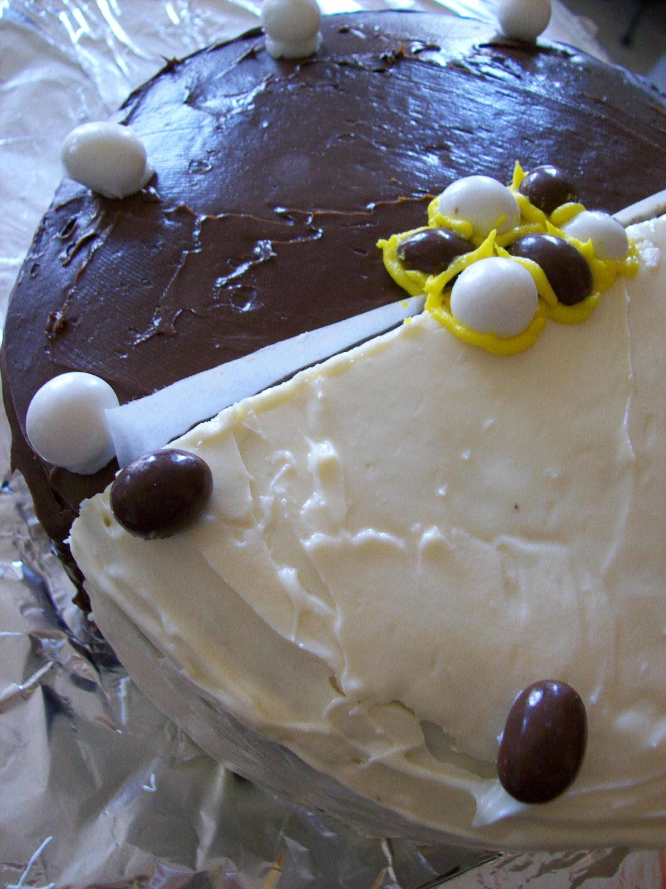 Doctored White Chocolate Cake Mix