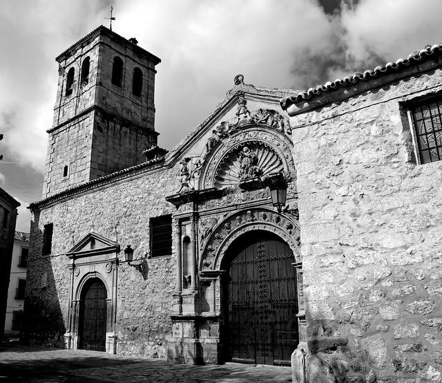 Iglesia de corral de almaguer flickr photo sharing - Corral de almaguer fotos ...