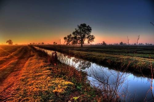 sunrise nikon nikkor sinaloa d300 18200mmvr guillermobuelna higueradezaragoza irrigationchanel