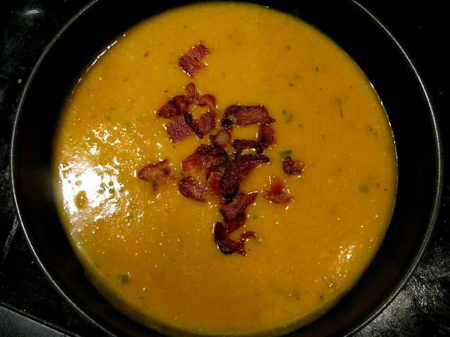 Thai-spiced Pumpkin Soup | Flickr - Photo Sharing!