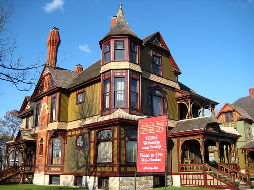 The Historic Hackley House