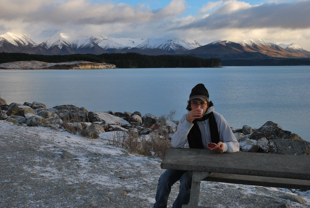 Lake Pukaki - Centre - South Island - New Zealand 008
