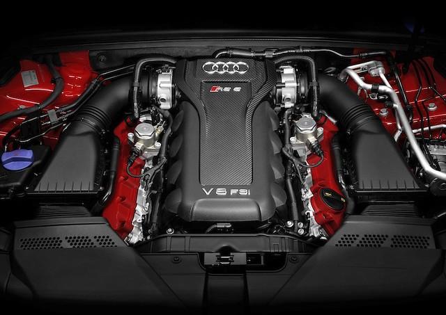 Audi RS5 Copyright Volkswagen - Audi España