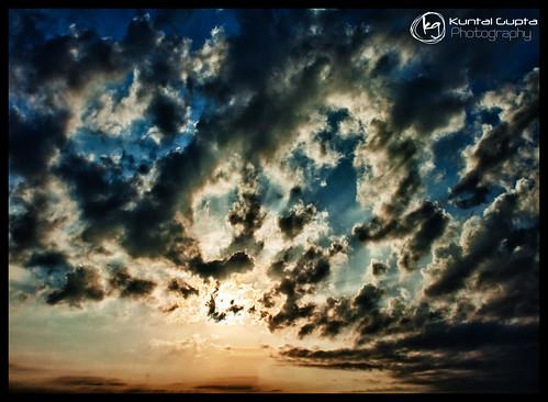 pink blue sunset sky cloud sun india closeup clouds canon indian tint formation indians 1855mm scape assam canoneos hdr highdynamicrange cloudscape darkcloud raysoflight ghat voilet 500d 2011 eos500d exposurefusion panchgram kuntalgupta kuntalguptaphotography