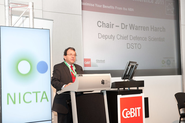 CeBIT Australia 2011 - Ausinnovate:NBN Conference - 31/05/2011