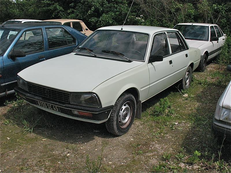 peugeot 505 (1983)