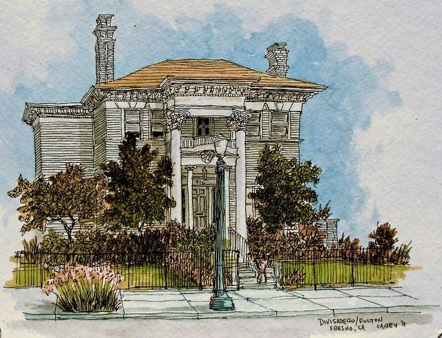 Fresno, CA - funeral home