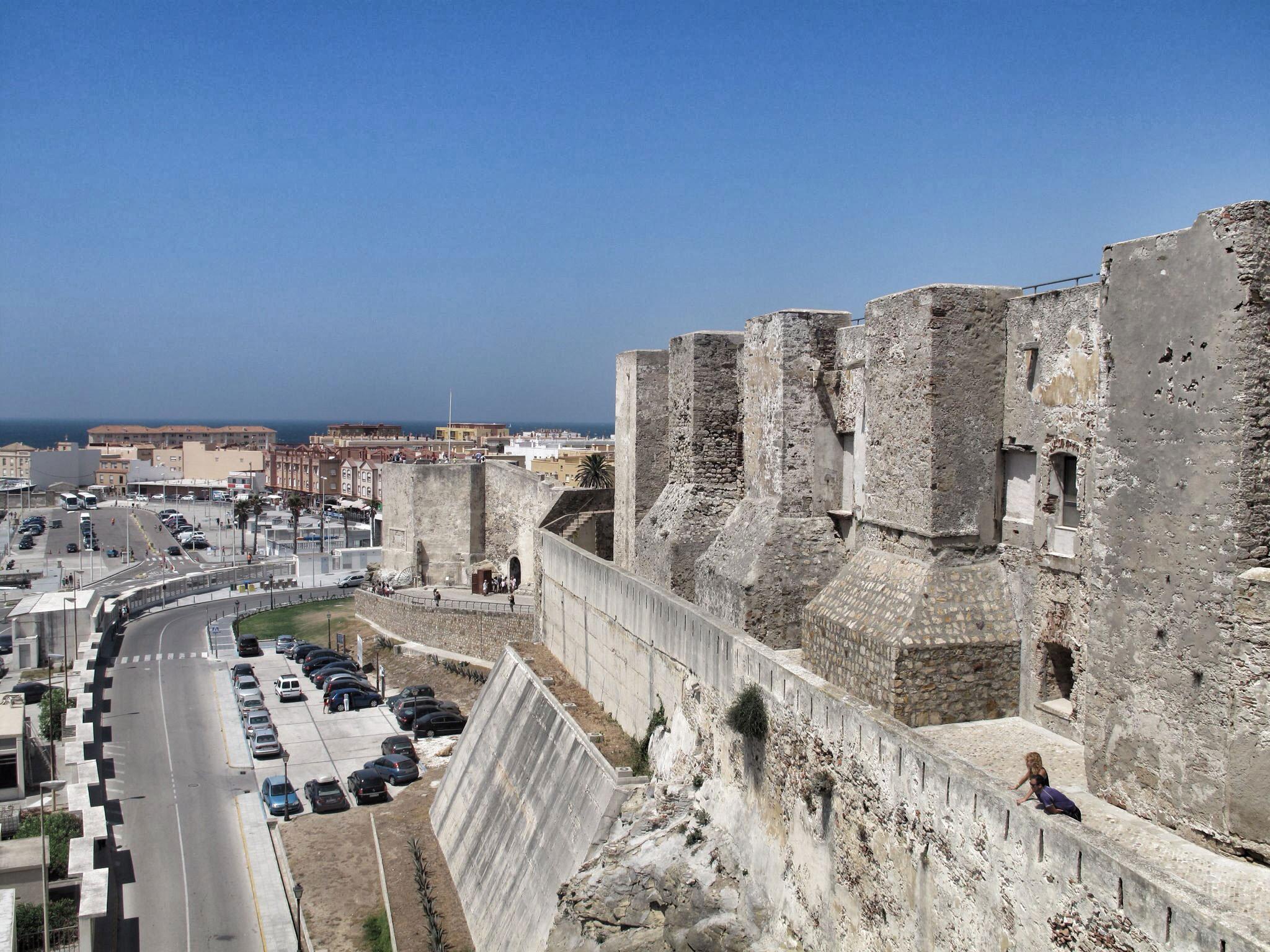 muralla_castillo tarifa