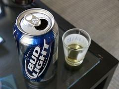 Øl og snaps