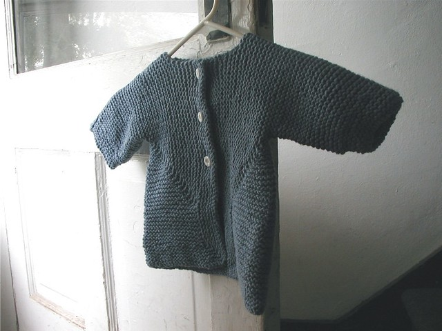 Free Knitting Patterns For Neck Warmers : Lavender Baby Surprise Jacket Flickr - Photo Sharing!