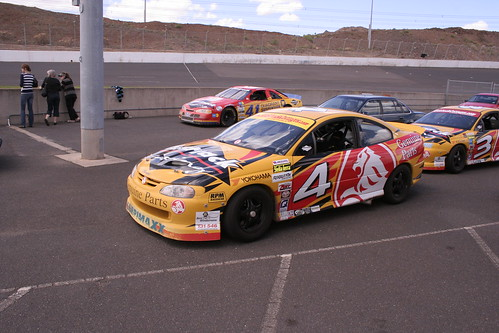 NASCAR Hot Laps Ride by Sassen Design