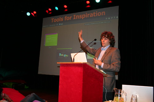 Tools for Inspiration presentation
