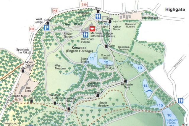 Kenwood Map Flickr Photo Sharing