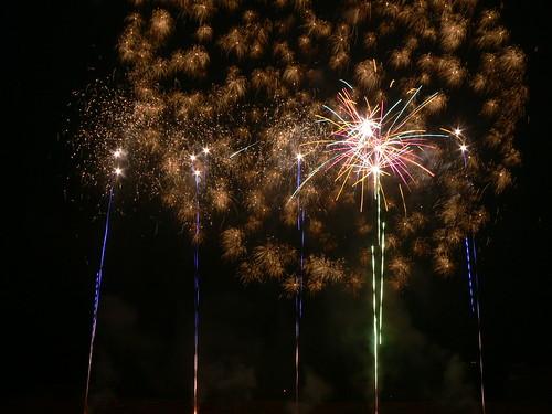 Epic Fireworks - Wedding Show