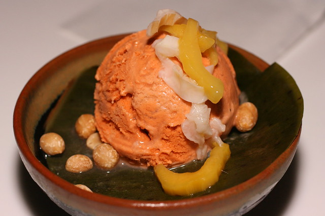 Thai Tea Ice Cream | Explore FoodMayhem.com's photos on Flic ...