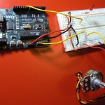 Analog In: Add a potentiometer and LED
