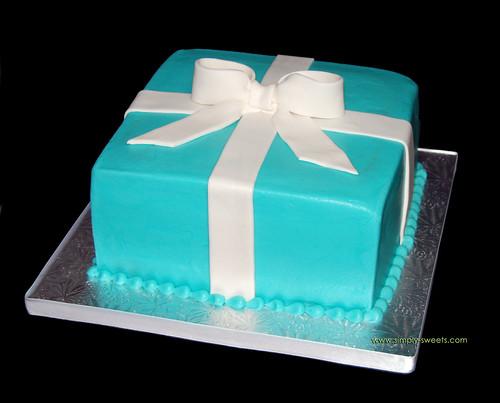 Tiffany Blue Cake Images : Simply Sweets Cake Studio, Scottsdale Phoenix, AZ -custom ...